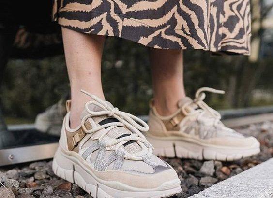 chloé blake sneakers