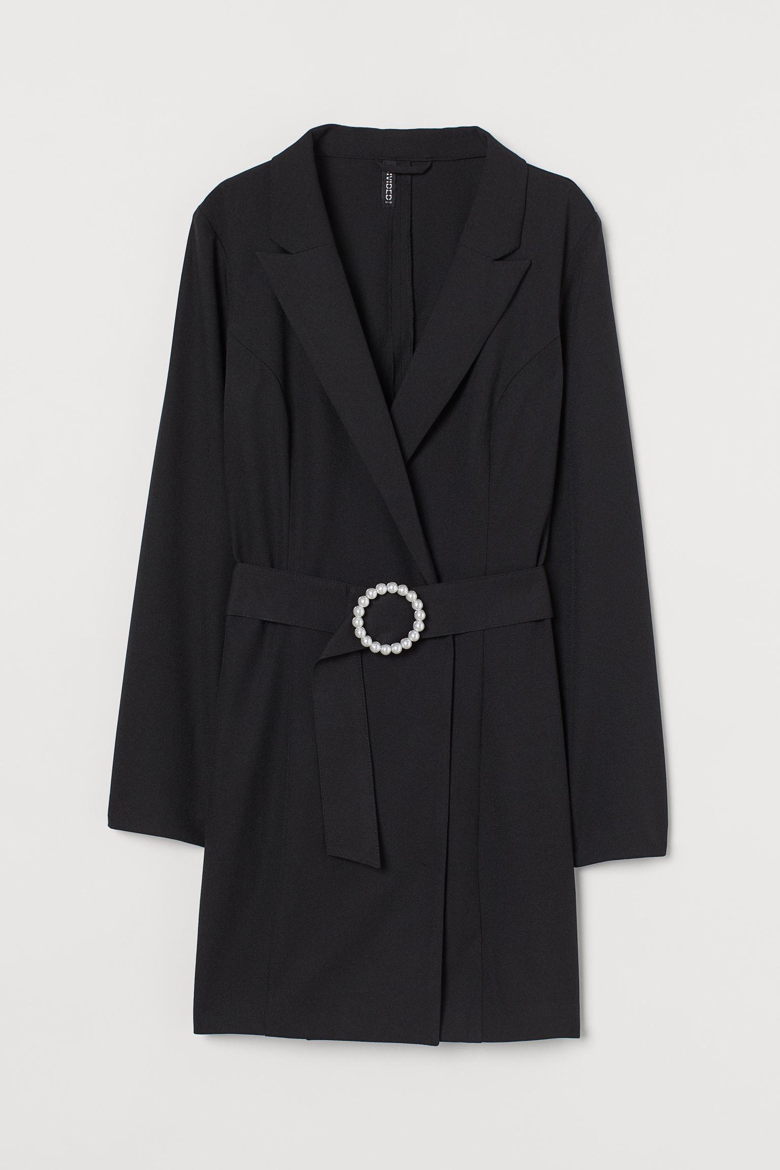 blazer jurk